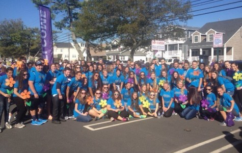 Peer Leaders Walk to End Alzheimer's