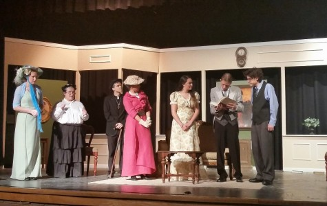 "Patriot Plays Present ""The Importance of Being Earnest"""