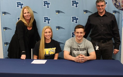 Lotti Heads to Towson for Soccer