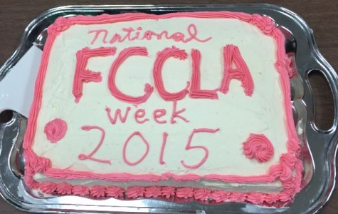 "FCCLA  Joins ""Together"" During National FCCLA Week"
