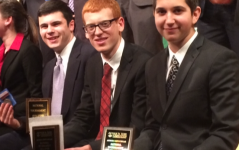 Three Forensics Speakers Head to Nationals