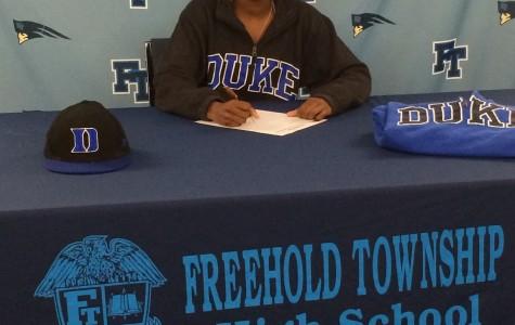 Panton Signs to Run at Duke