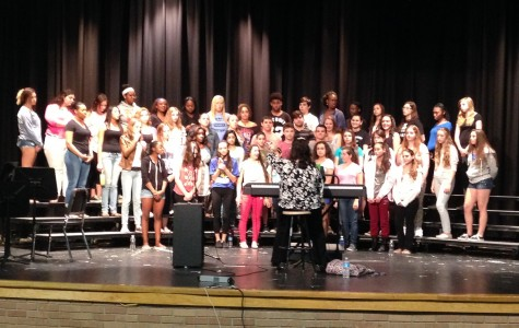 Music Department to Hold Spring Choral Concert