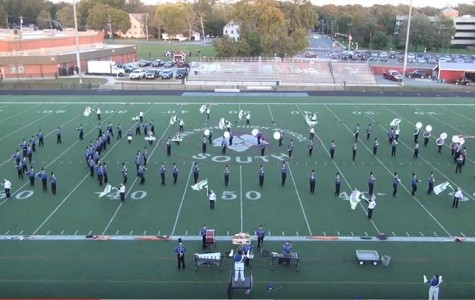 "The Marching Band Performs ""Back to the Future"""