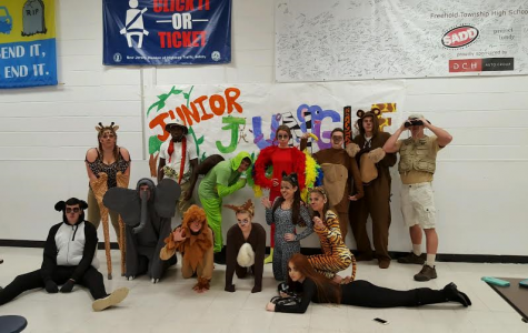BotC Juniors are Ready to Shock the School