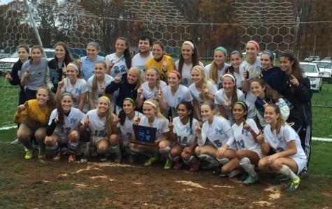 Girls Soccer Wins Group IV CJ State Championship!