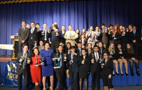 Speech & Debate Results From Manville, 11/14