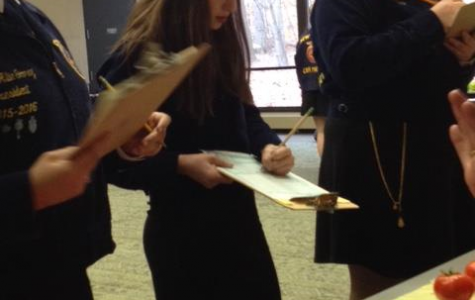 FTHS Places 5th at Rutgers Fall CDE