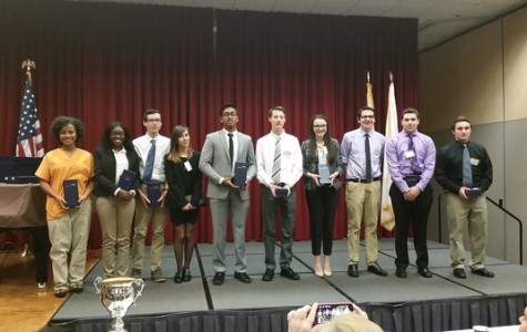 Team Challenge Claims 3rd at District Competition