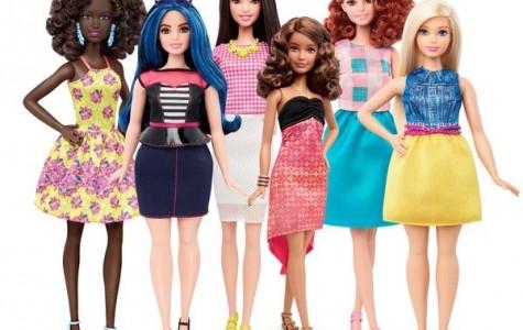 Barbie Flaunts New Body Types