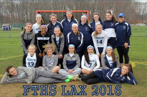 Girls Lacrosse Enjoying a Winning Season