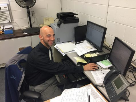 Meet Mr. Brusotti, the New FTHS SECA
