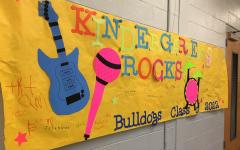 Octagon Club takes on Griebling School's Kindergartners