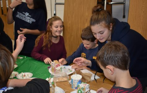 Gingerbread House Party Photo Gallery