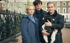 Sherlock Returns for Season 4