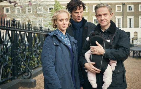 Sherlock Returns for Season 4