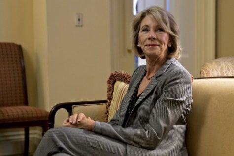 EDITORIAL: DeVos is Wrong for Education