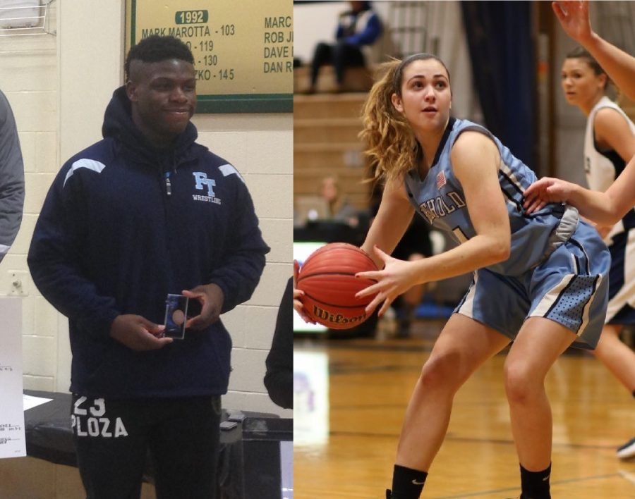 February Athlete's of the Month