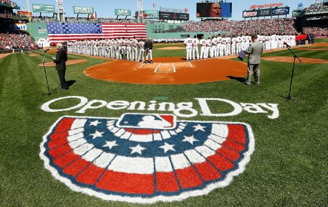 MLB Opening Day a Week Away