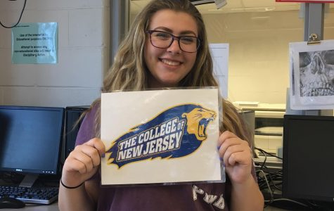 Hailey Ruderman, The College of New Jersey