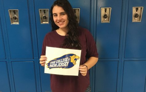 Victoria Guida, The College of New Jersey