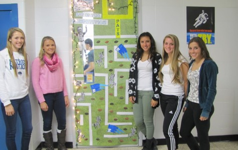 Homecoming Door Decorating Contest