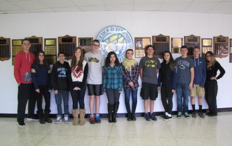 Students of the Month for October & November