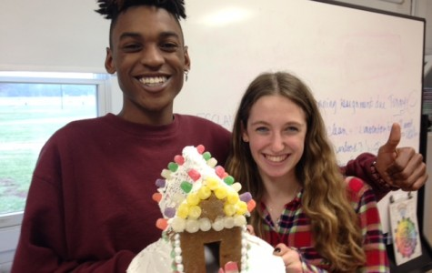 Creative Foods Shows Off Their Gingerbread Houses