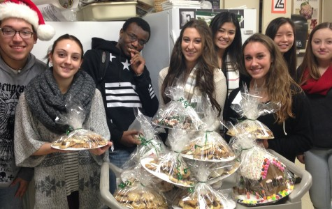 Family & Consumer Science Classes Spread Holiday Cheer