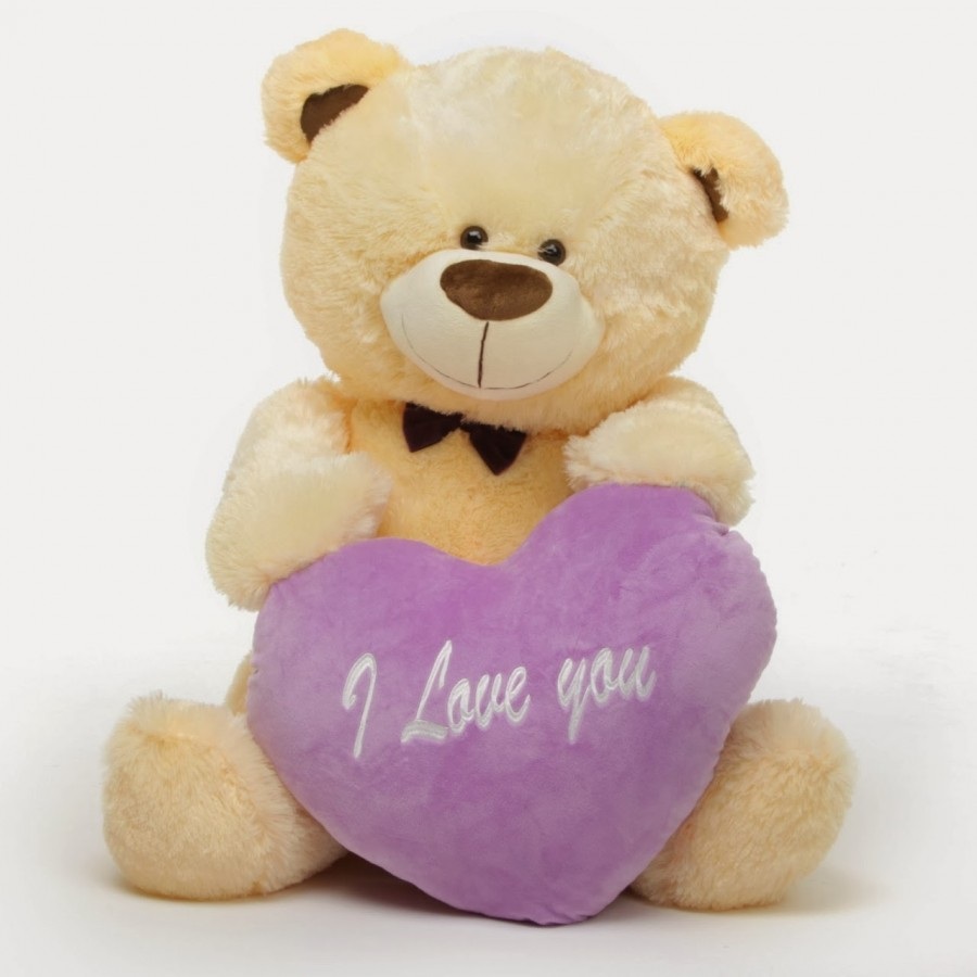 Perfekt Valentineu0027s Day Gift Ideas: Giant Teddy Bear