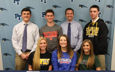 Six FTHS Athletes Sign D1 Commitments
