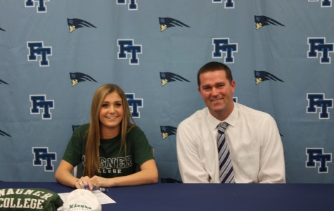 D'Amico Commits to Wagner Soccer