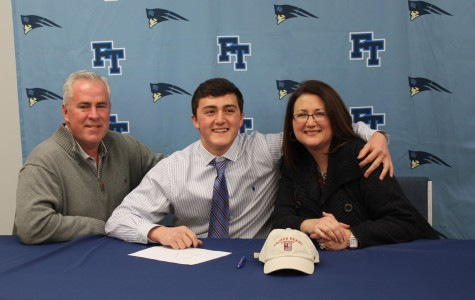 O'Brien Heads to Sacred Heart for Lacrosse