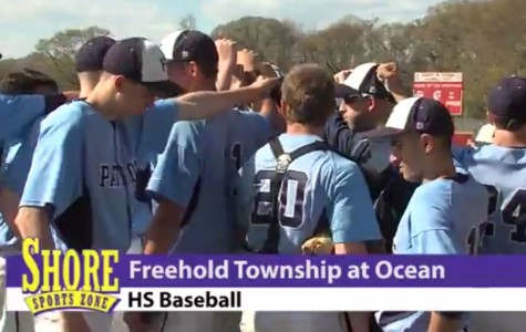 Freehold Township 6 Ocean 0 (Baseball)