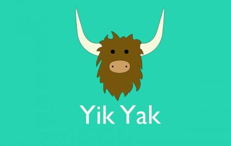 Yik Yak Gaining in Popularity