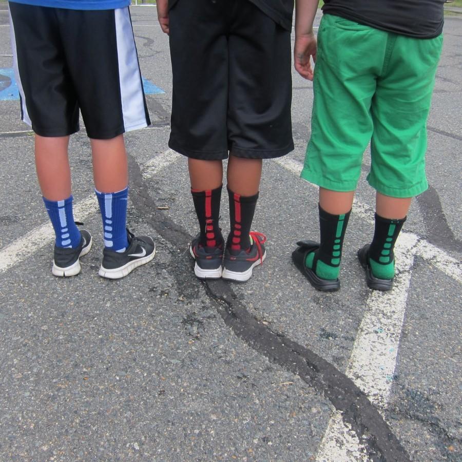 Fashion Trend Friday High Socks And Shorts  Patriot Press-3768