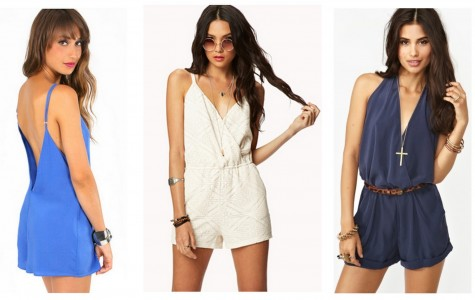 Fashion Trend Friday: Rompers
