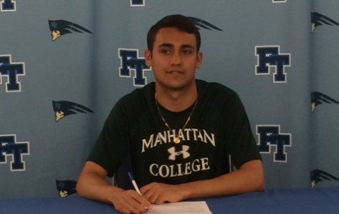 Lundberg Signs with Manhattan College