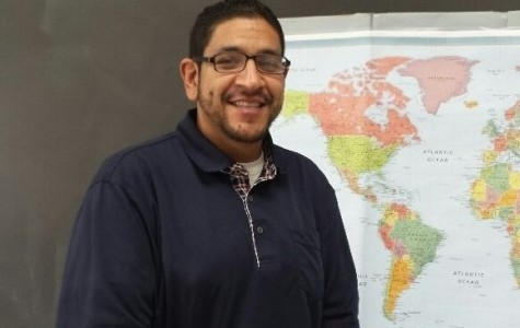 New Teacher Profile: Mr. Torres