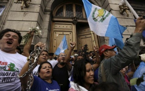 Out of Old Corruption Comes a New Guatemala
