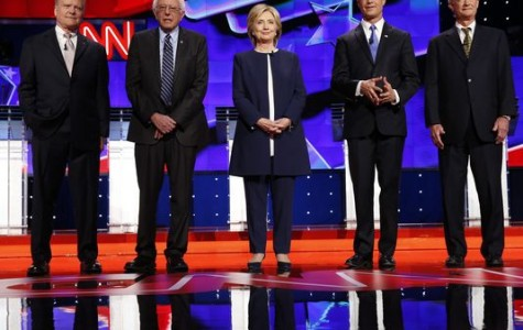 The Democratic Debate or, Our Tiny Jewish Grandpa and Relatable Wine Mom Take Center Stage