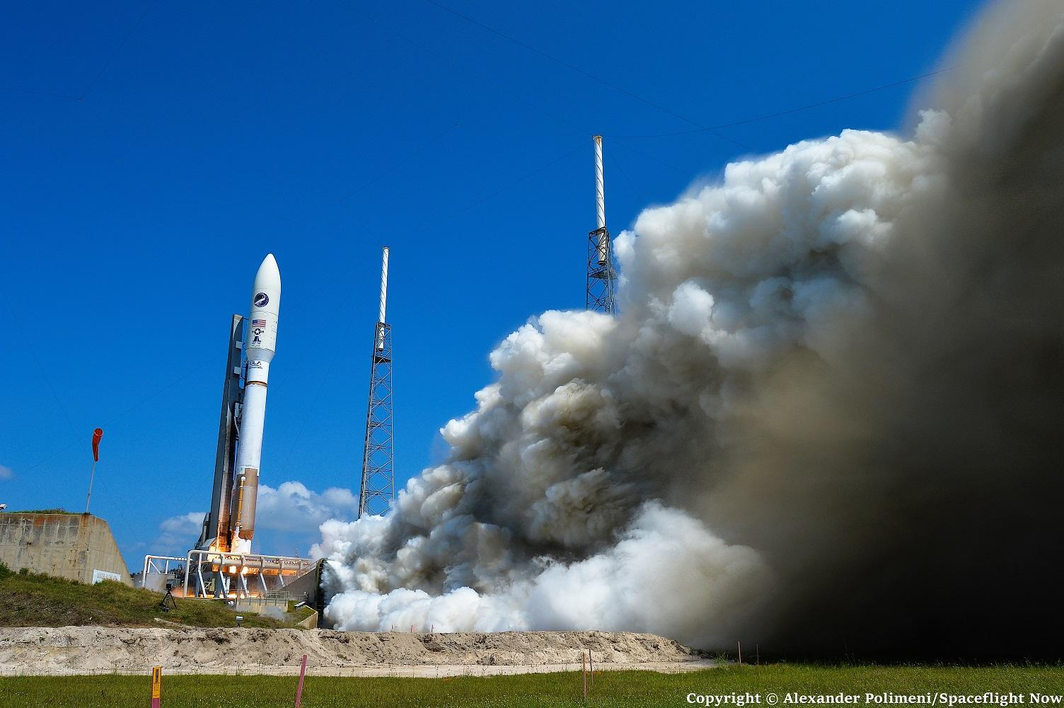 AFSPC-5/Atlas V 501 [May 20, 2015]