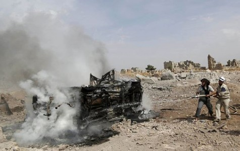 Are Russian Airstrikes Targeting Civilian Areas?