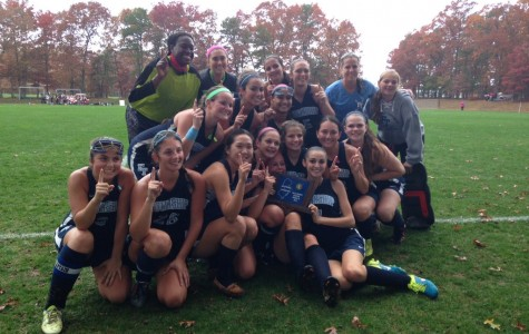 Field Hockey Group IV Champs!