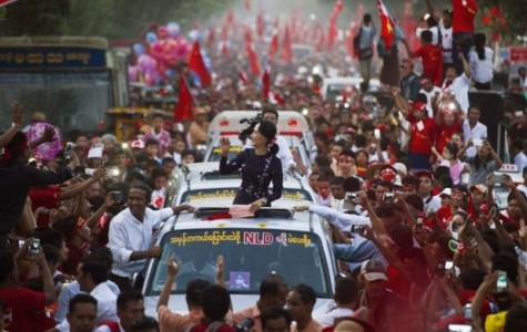 Myanmar Election Spells a Victory for Democracy Still to be Won