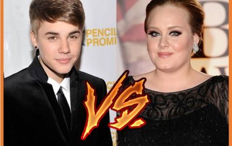 Bieber vs. Adele: Whose Comeback Will Be Better?