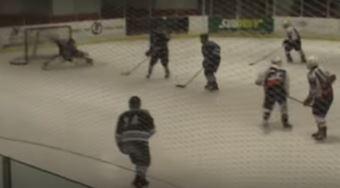 FTHS Ice Hockey vs. Wall Twp 11/25/15
