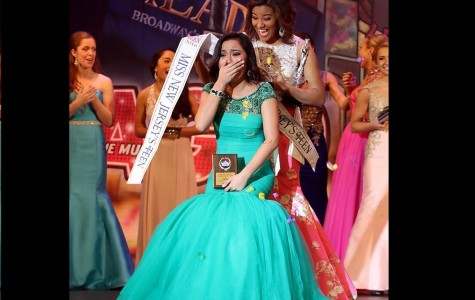 Nina Mojares: Miss New Jersey's Outstanding Teen 2016