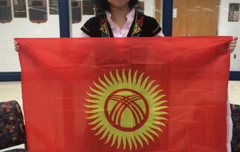 "Student Profile: Senior Culture Exchange Student Elvira ""Ellie"" Shekeeva"