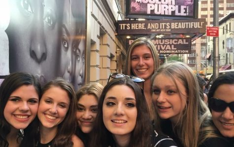 FTHS Visits Broadway for The Color Purple